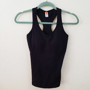 Lucy | Racerback Padded Workout Top